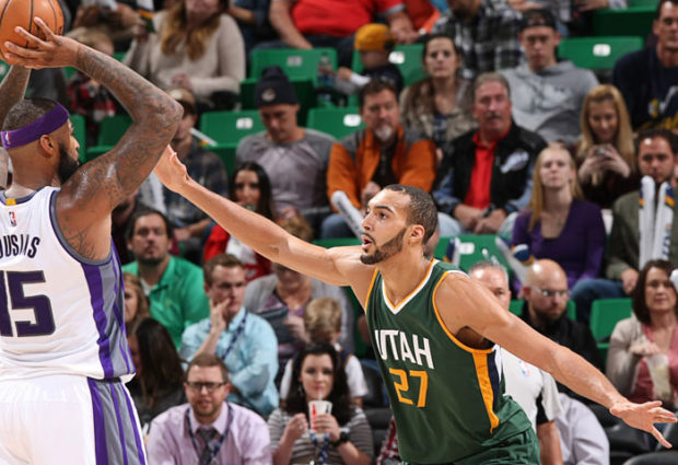 Utah Jazz Shut Down The Sacramento Kings; 104-84