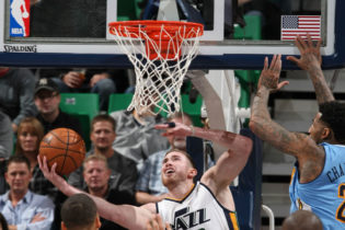 Hayward's History Carries Jazz to Win