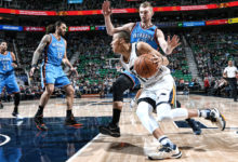 The Utah Jazz Roll Past The Oklahoma City Thunder; 109-89