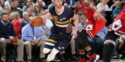 Gordon Hayward: Hot Streak Or The Real Deal?