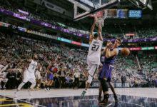 Utah Jazz Outlast Phoenix Suns, 112-105