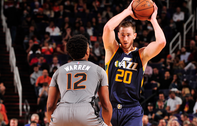 Barry Gossage via utahjazz.com