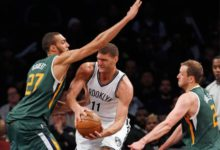 Jazz Break Away from Nets Late 101 – 89