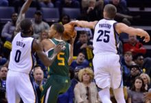 Gassed Jazz Gutsy in Memphis Loss, 79 – 88