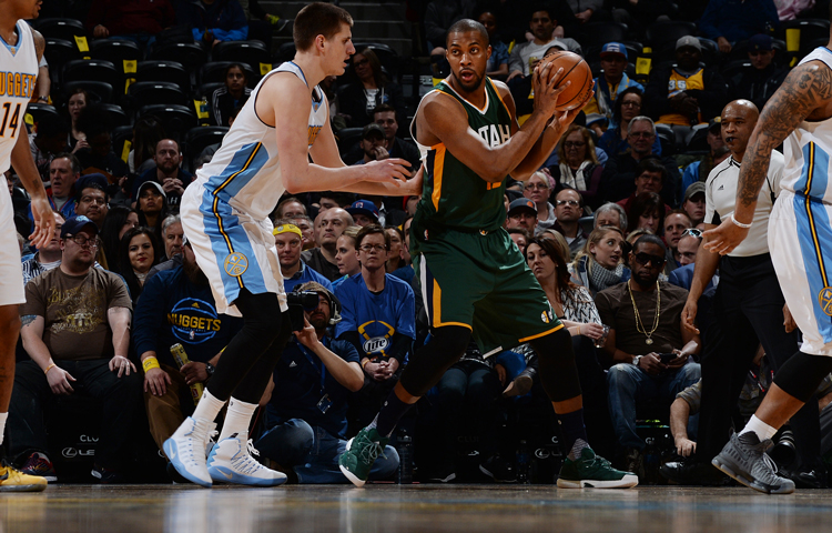Garrett Ellwood via utahjazz.com