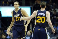 Jazz Seeding, Hayward Free Agency Rumors — Salt City Hoops Show