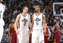 Salt City Seven: The Suddenly Indispensable Joe Ingles, and More