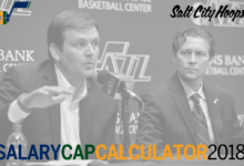 2018 Salary Cap Calculator – UPDATED Post Hood-Crowder Trade