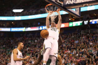 Salt City Seven: Hayward & Gobert Dominating, Trade Time & More