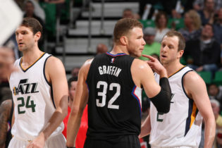 Jazz vs. Clippers: Battle of the Bigs