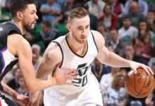 Jazz vs. Clippers: The Wings Take Flight