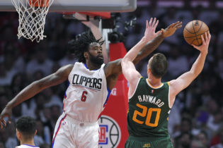 Podcast: The Brothers Clayton on the Jazz's Series Win vs. Clippers