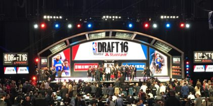 Our First Round Mock Draft, Gordon Hayward Talk — Salt City Hoops Show