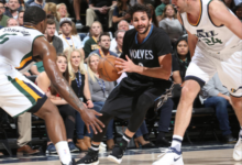 The Rubio Effect: Jazz Offense About to Get Some Fluff