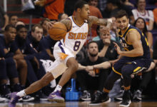 Utah Starters Fight Alone in Phoenix Defeat, 88 – 97