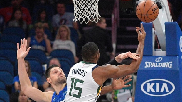 40 Point Blowout of Magic Gives Jazz First Road Win
