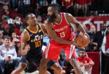 Rockets Hit Stratosphere in 27-Point Blowout of Jazz