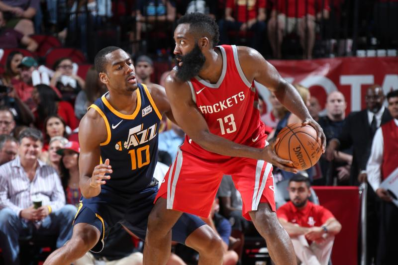 abb2940b911 Rockets Hit Stratosphere in 27-Point Blowout of Jazz   Salt City Hoops