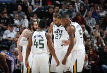 Jazz Misfire Against Philadelphia in a 104-97 Loss