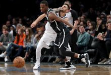 Down Five Players, Jazz Can't Stop Nets in a 118-107 Loss