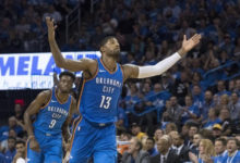 December Dates with OKC Will Be Valuable Down the Stretch
