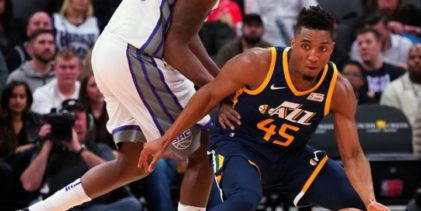 Jazz Bust Skid With a Decisive Win Over Kings
