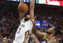 Jazz Small Lineups Fall Short in 98 – 108 Pelicans Loss