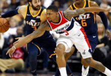 Jazz Scrape Out 107 – 104 Road Win against Wizards