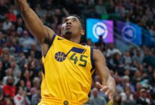 Jazz Outlast Clippers after 76-Point First Half