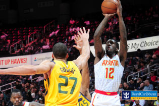 Jazz Once Again Stall Out as Hawks Surge to a Win