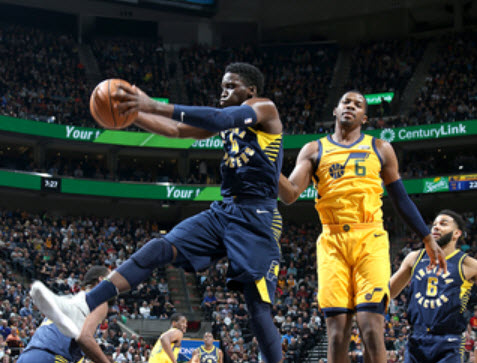 Flat Jazz Fall at Home to the Pacers