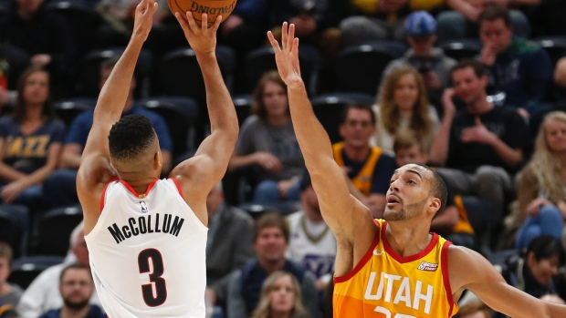 Post-Break Jazz Cold in 81 – 100 Portland Loss
