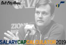 2019 Salary Cap Calculator