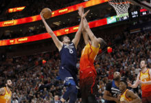 Jazz Earn Contentious 116 – 108 Win over Minnesota