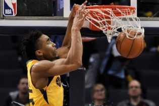 Jazz Smother Memphis Offense for 95 – 78 Victory