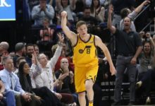 42-Point First Quarter Helps Jazz Smash Pistons