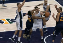 Jazz Use Balance to Stay Perfect in March