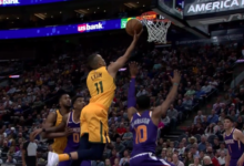 Streaking Jazz Climb the Standings, Bring Exum Back