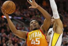 Jazz Outlast Hot Shooting Lakers, 117 – 110