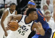Jazz Blow Out Thunder Again at Home for Commanding 3 – 1 Lead