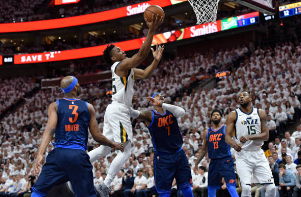 Staff Scrimmage: Jazz Playoff MVP, Westbrook Woes & This Year's Excitement vs. Last Year's