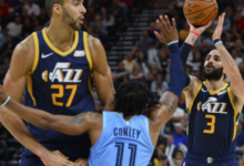 The Gobert Factor Lifts Guard Play — and Not Just on Defense