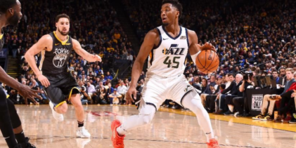 The Warriors' Late Push Proves Too Much for the Jazz