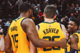 Offseason Q&A Volume 1: Keeping Favors, Korver's Unclear Future & Other Answers About Current Jazzmen