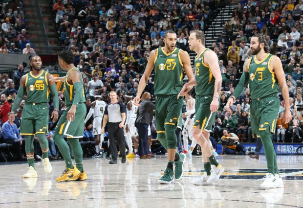 Salt City Seven: The Stretch Run Begins, Jazz Hanging With the Best, Transition Scoring & More