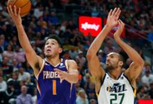 Jazz Blow Out Sad, Sad Suns (So Does Devin Booker)