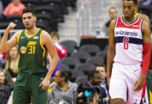 Jazz Crush Wizards 116-95 for Third Straight Blowout Victory