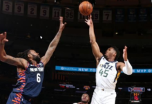 Jazz Extend Win Streak, Then Get Standings Help