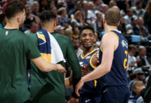 Jazz Winning Ways Continue As Playoff Race Intensifies