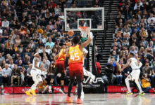 Mitchell Scores 46 as the Jazz Hit 50 Wins